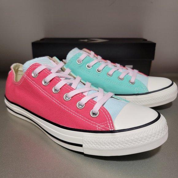 Converse CTAS Low Ox Multicolor Sneakers NWT